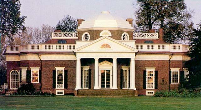 Monticello  Front2  jefferson