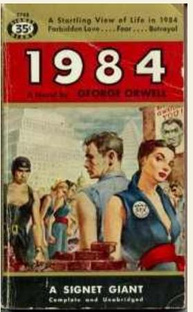 george orwell 1984 1